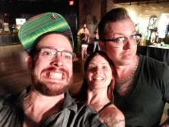 Dane, Bronwen and Matthew